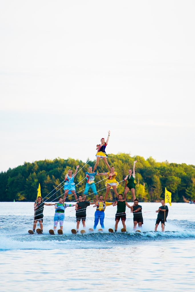 Summer Water Sports SWS Lake Rosseau Muskoka Jack Janssen Chestnut Park Real Estate
