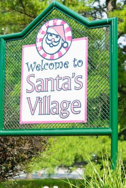 Lake Muskoka Santas Village Bracebridge Jack Janssen Chestnut Park Real Estate